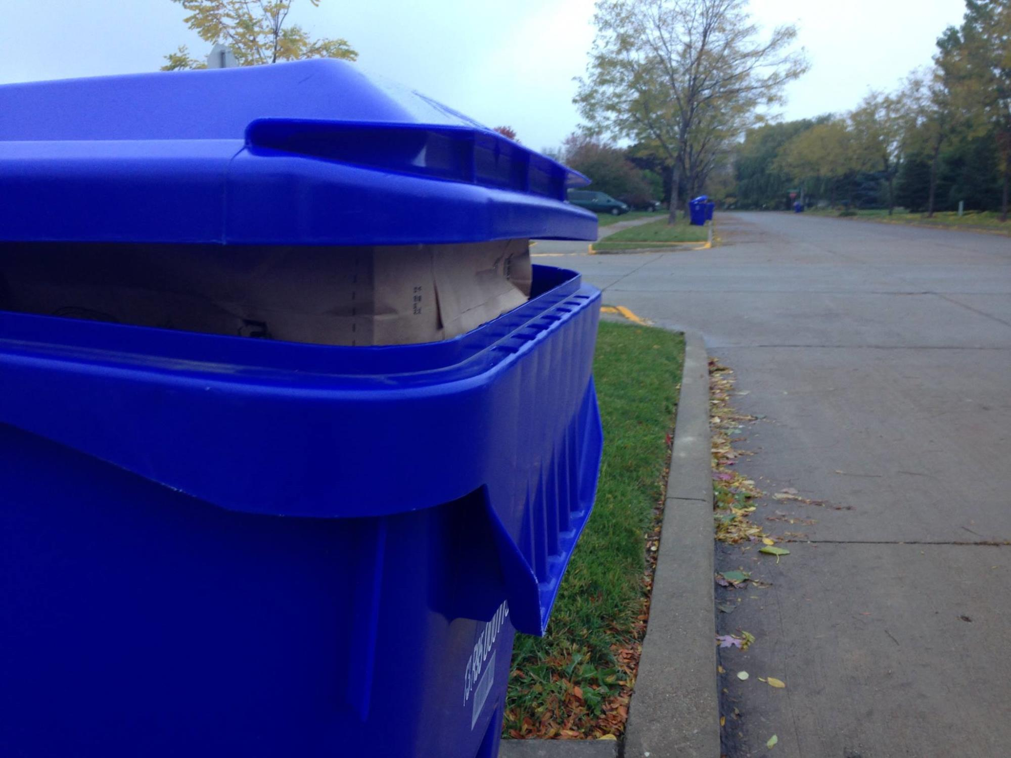 Citywide recycling rate continues to increase