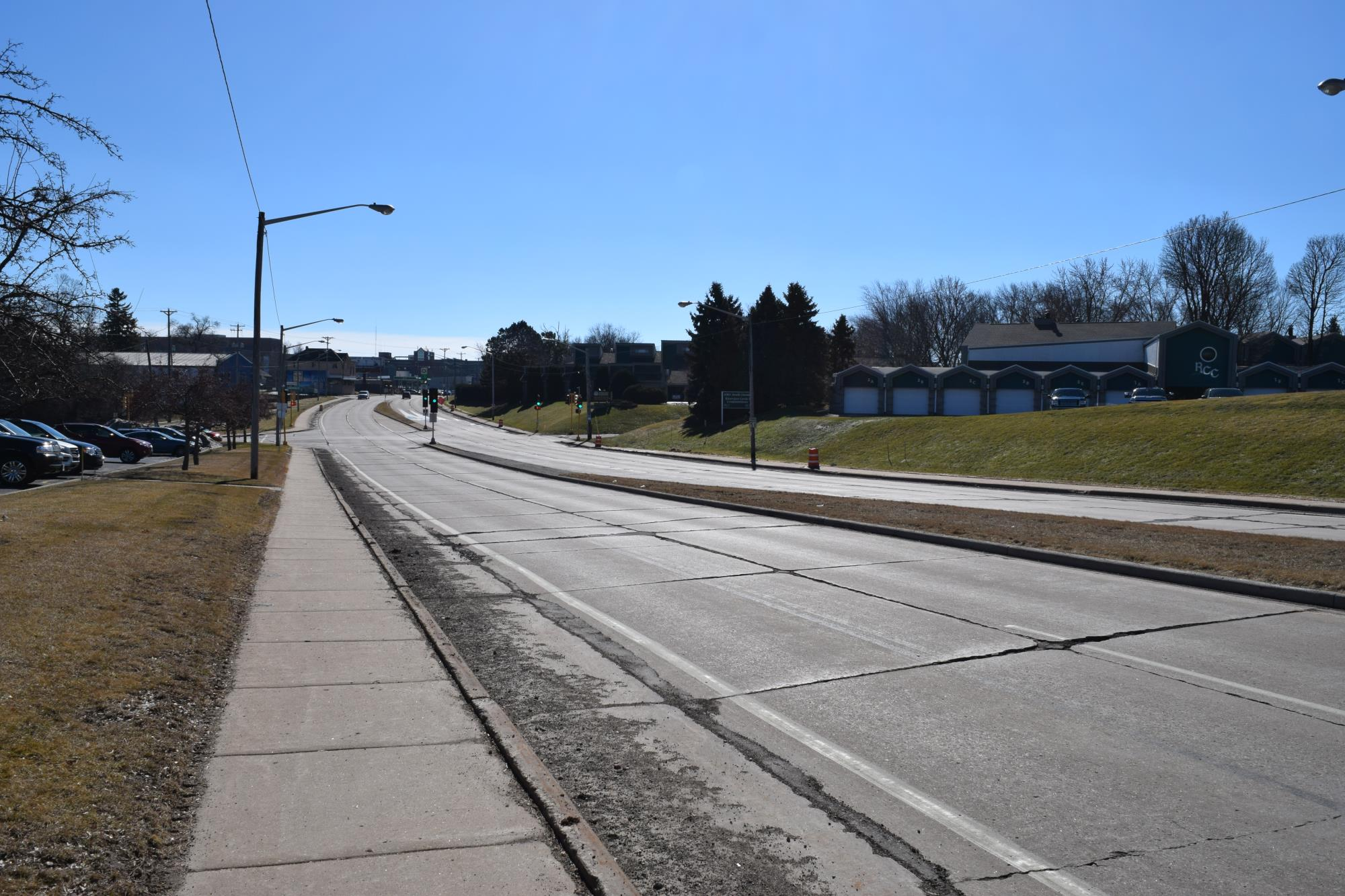 Oneida St. reconstruction to start mid-March