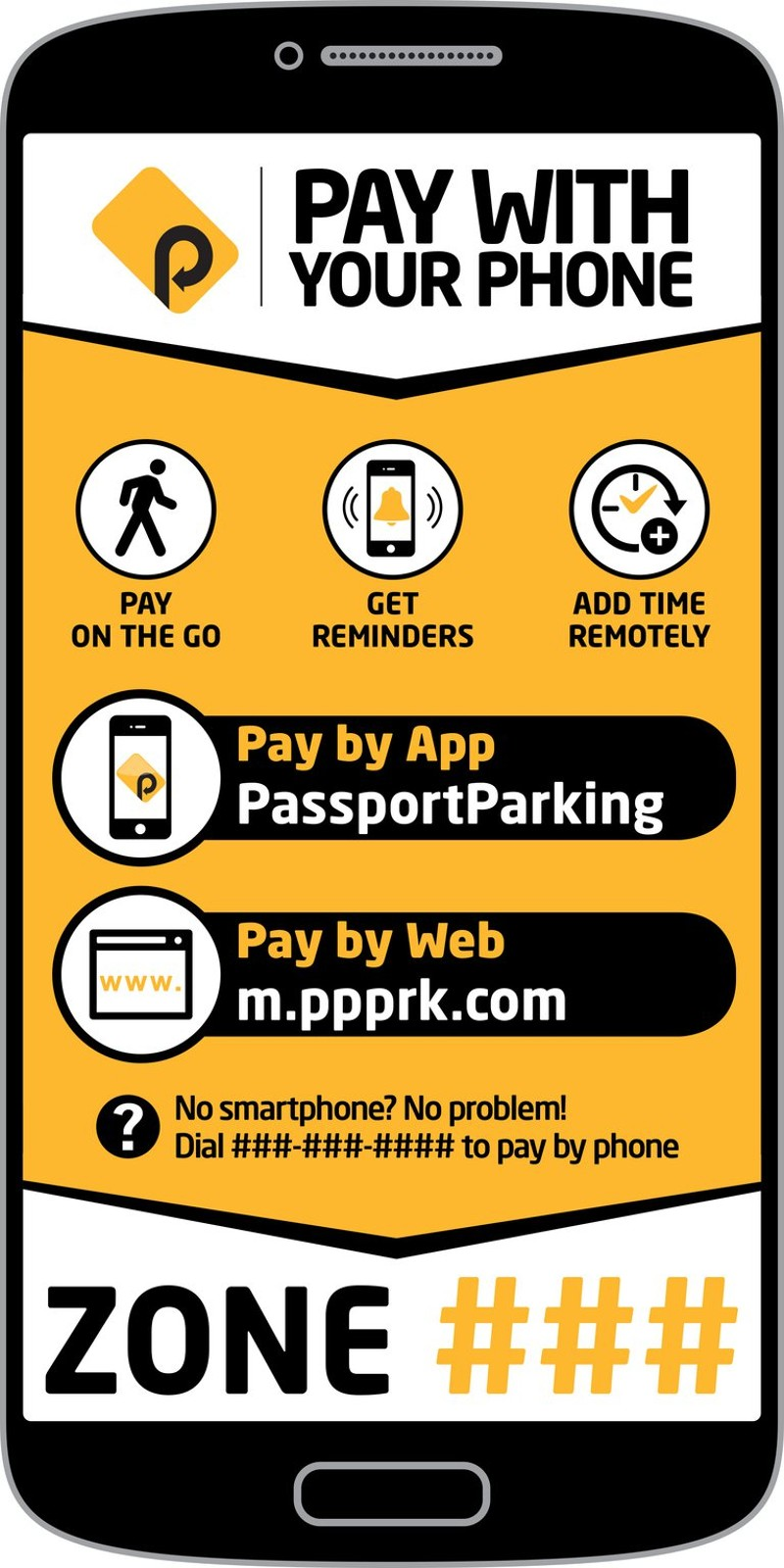 New parking meter app coming this summer