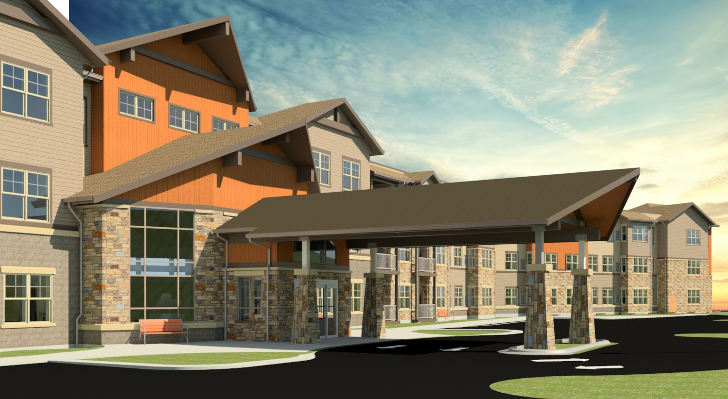 Construction Underway for Eagle Point Development