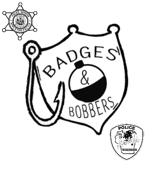 Badges and Bobbers with Badge and Patch