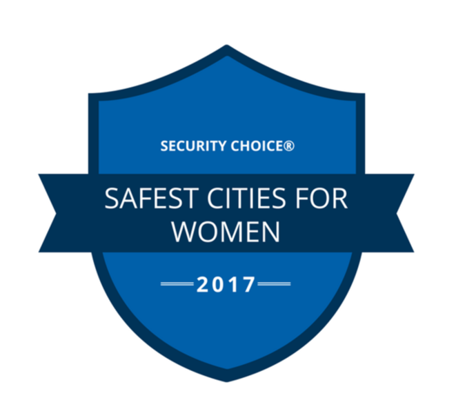 Safest Place for Women logo
