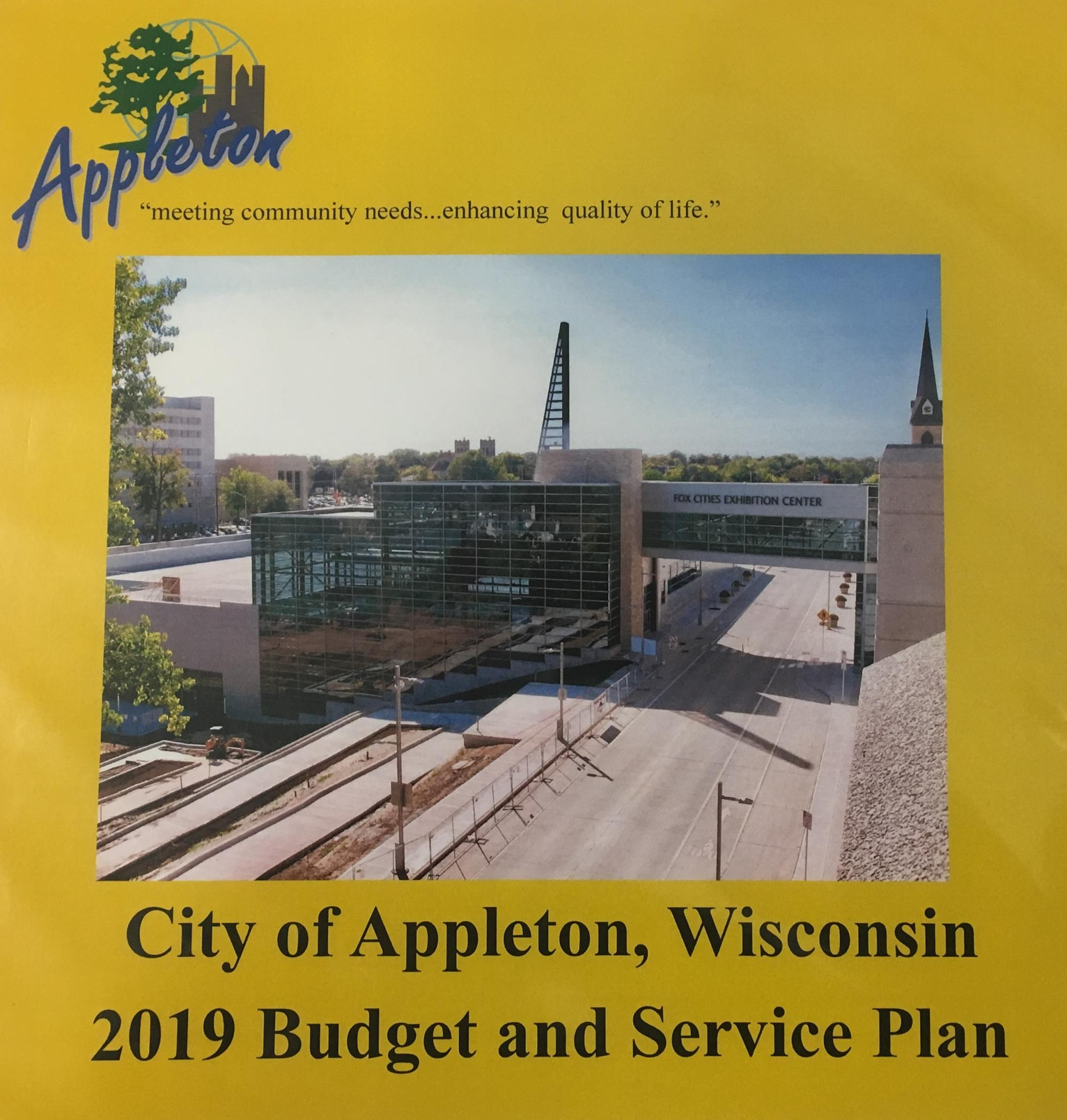 Mayor Hanna releases proposed 2019 budget