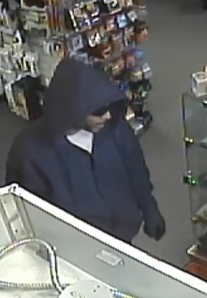 GCPD Robbery Suspect from January 2016