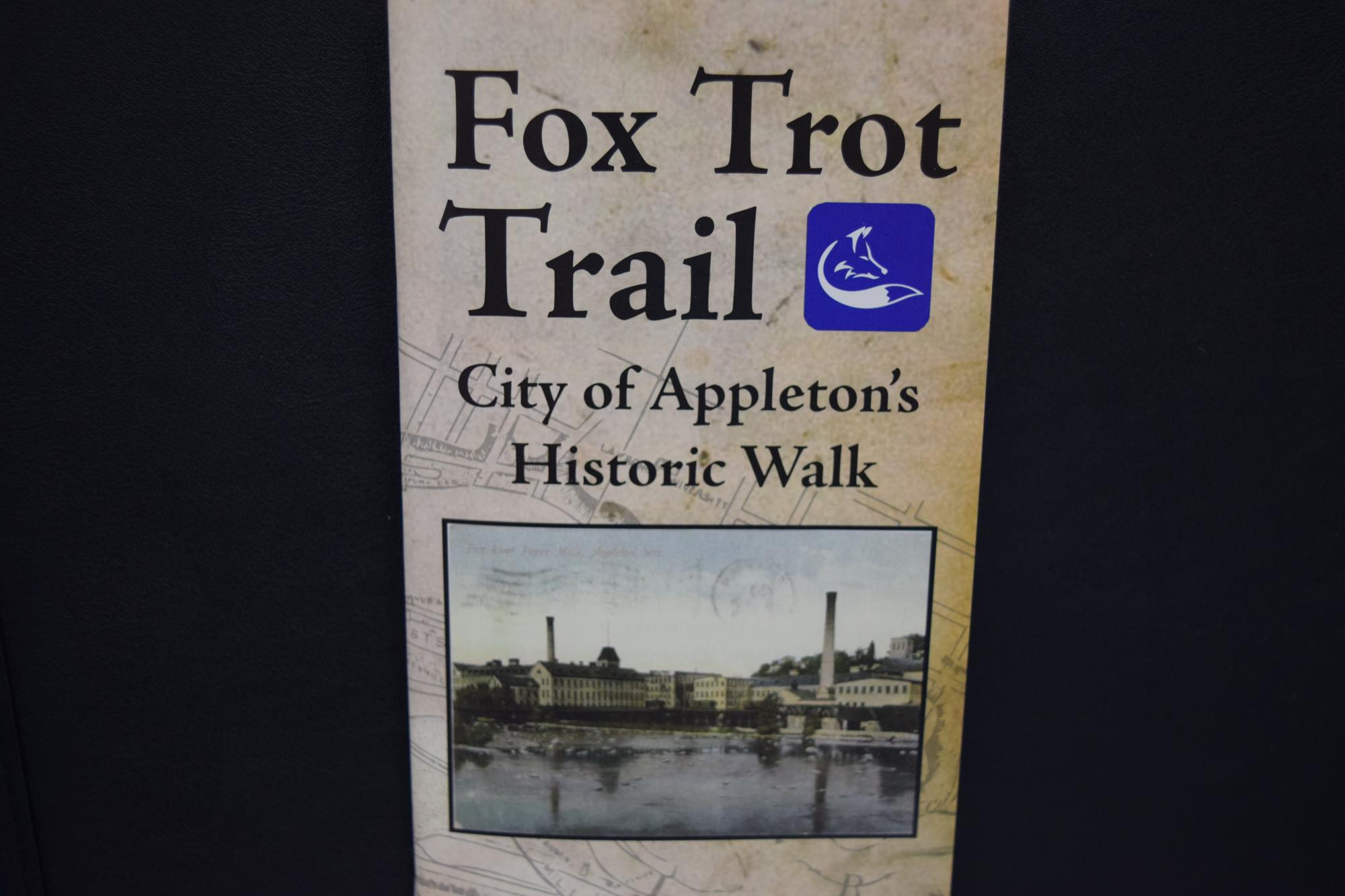 Take a stroll on the new Fox Trot Trail
