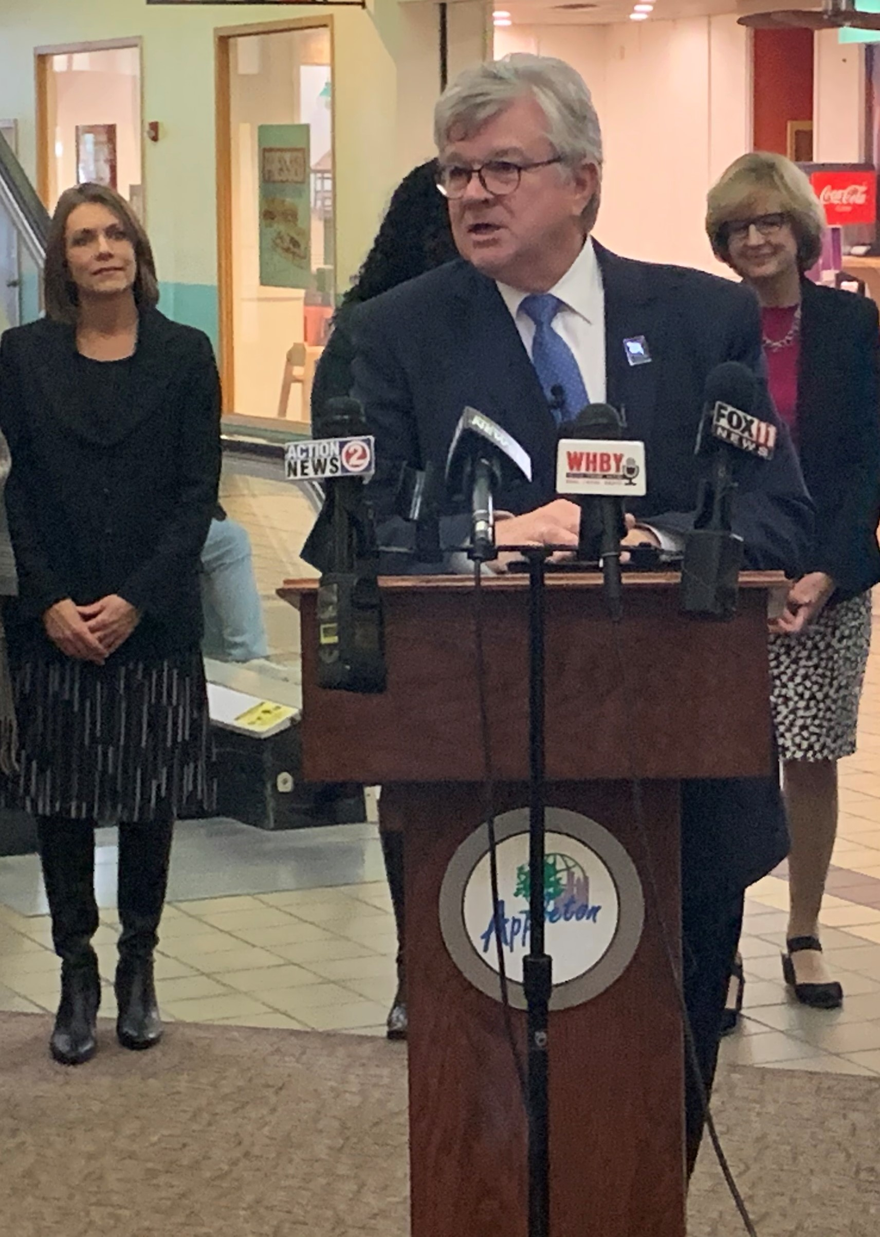 Mayor Hanna announces he won't run for 7th term in April